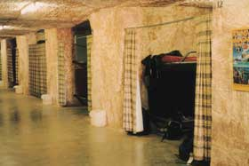 The Opal Cave - Accommodation NT