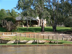 Roonka Riverfront Cottages - Accommodation NT