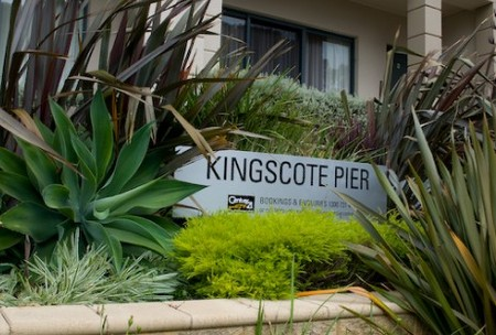 Kingscote Pier - Accommodation NT