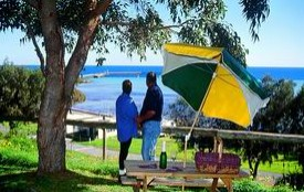 Moonta Bay Caravan Park Cabins - Accommodation NT