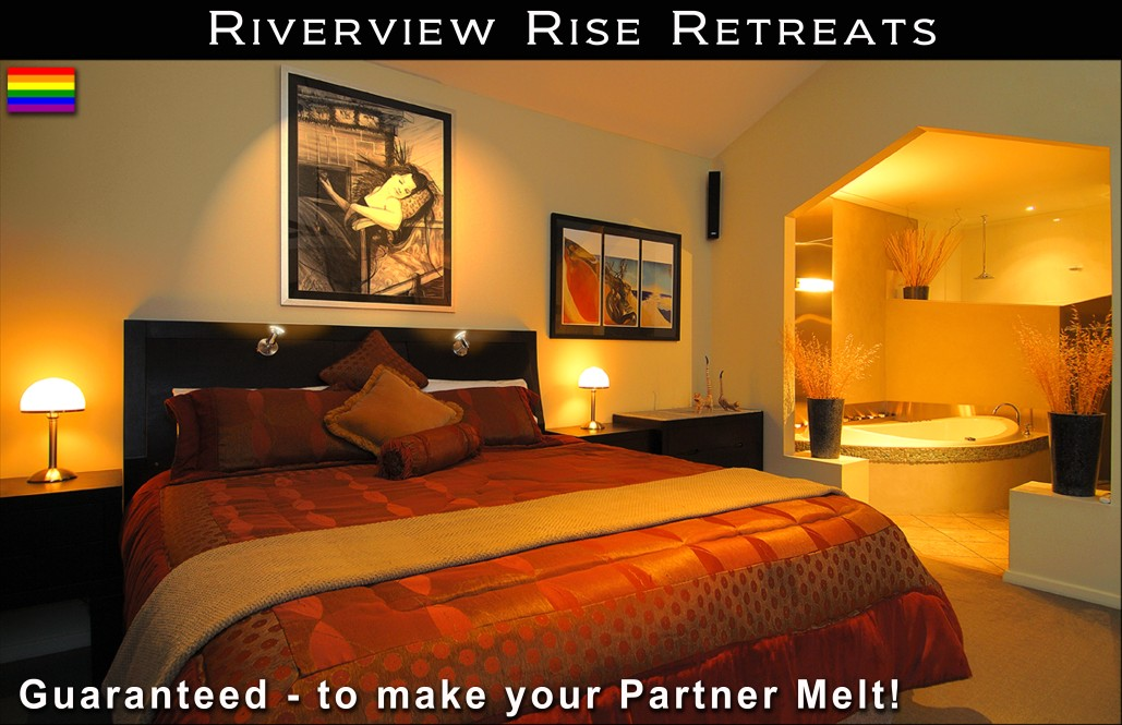 Riverview Rise Retreats - Accommodation NT