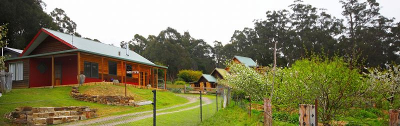Elvenhome Farm Cottage - Accommodation NT