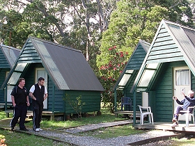 Strahan Backpackers YHA - Accommodation NT