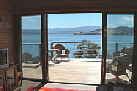 Bruny Island Accommodation Services - Captains Cabin - Accommodation NT