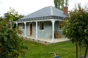 Westeria Cottage - Accommodation NT