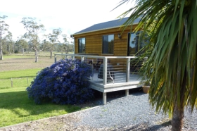 Hazelcreek Cottages - Accommodation NT