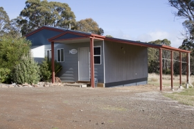 Highland Cabins and Cottages at Bronte Park - Accommodation NT