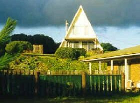 King Island A Frame Holiday Homes - Accommodation NT