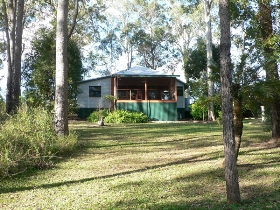 Bushland Cottages and Lodge - Accommodation NT