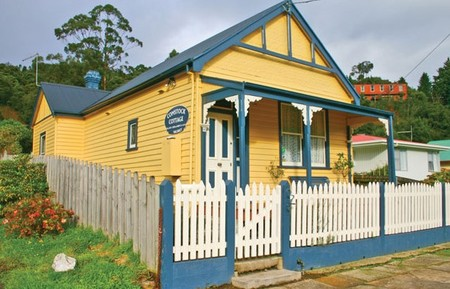 Comstock Cottage - Accommodation NT