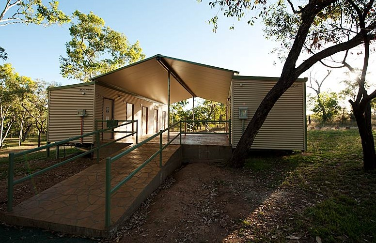 Cobbold Gorge - Accommodation NT