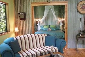 Crater Lakes Rainforest Cottages - Accommodation NT