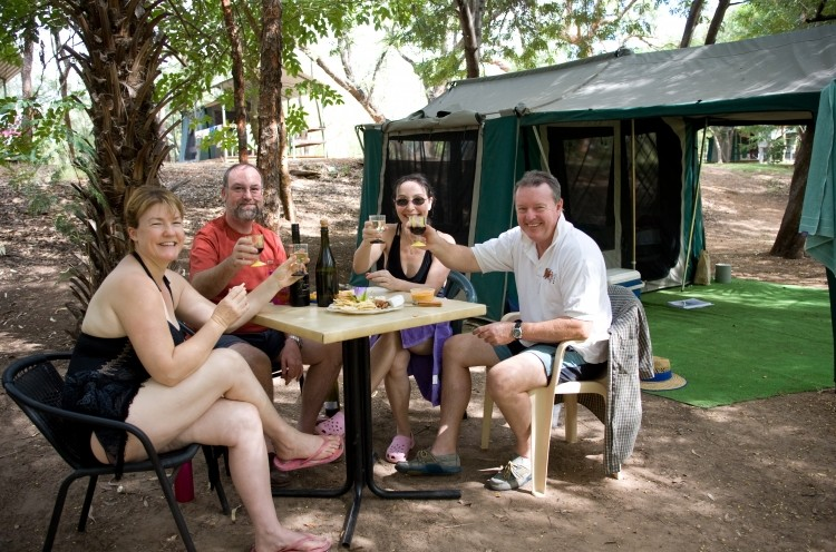 Adels Grove Camping Park - Accommodation NT
