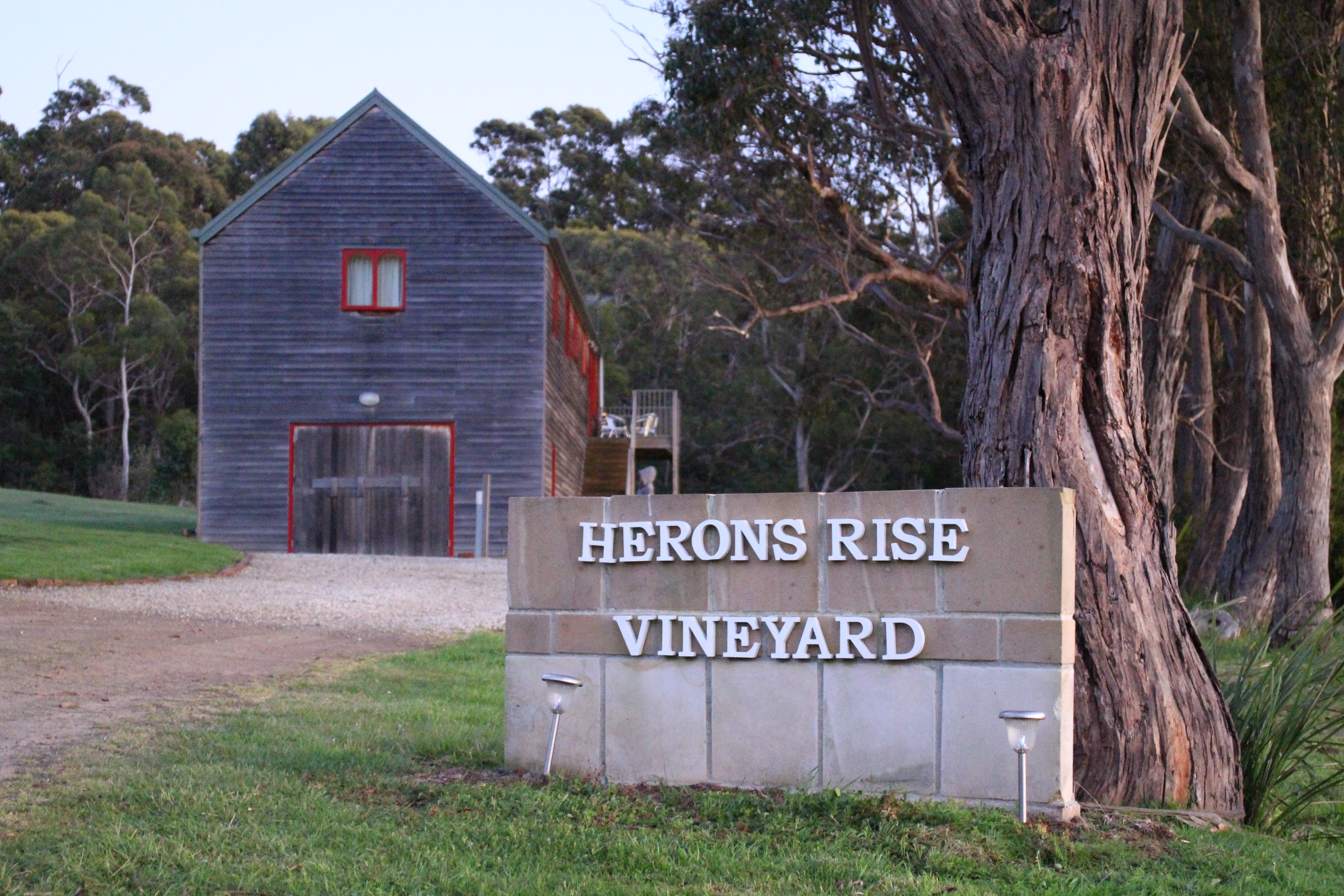 Herons Rise Vineyard
