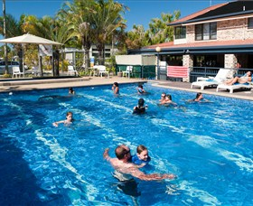 Noosa Caravan Park - Accommodation NT
