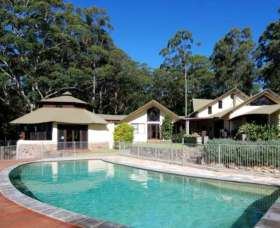 Indooroopilly - Accommodation NT