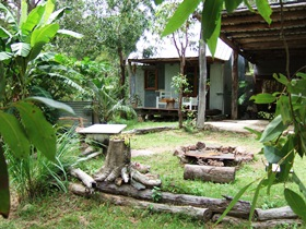 Ride On Mary Bush Cabin Adventure Stay - Accommodation NT