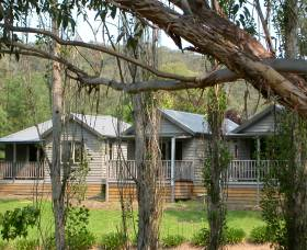 The Homestead Cabins Brogo - Accommodation NT