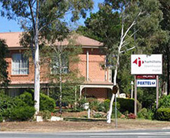 Hamilton's Townhouse Motel - Accommodation NT