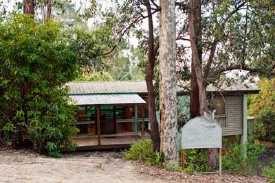 Lyrebird Dell - Accommodation NT