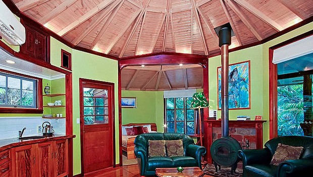 Mt Warning Rainforest Retreat  - Accommodation NT