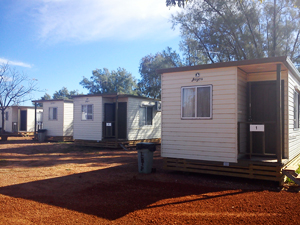 Lightning Ridge Tourist Park - Accommodation NT