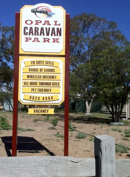 Opal Caravan Park - Accommodation NT