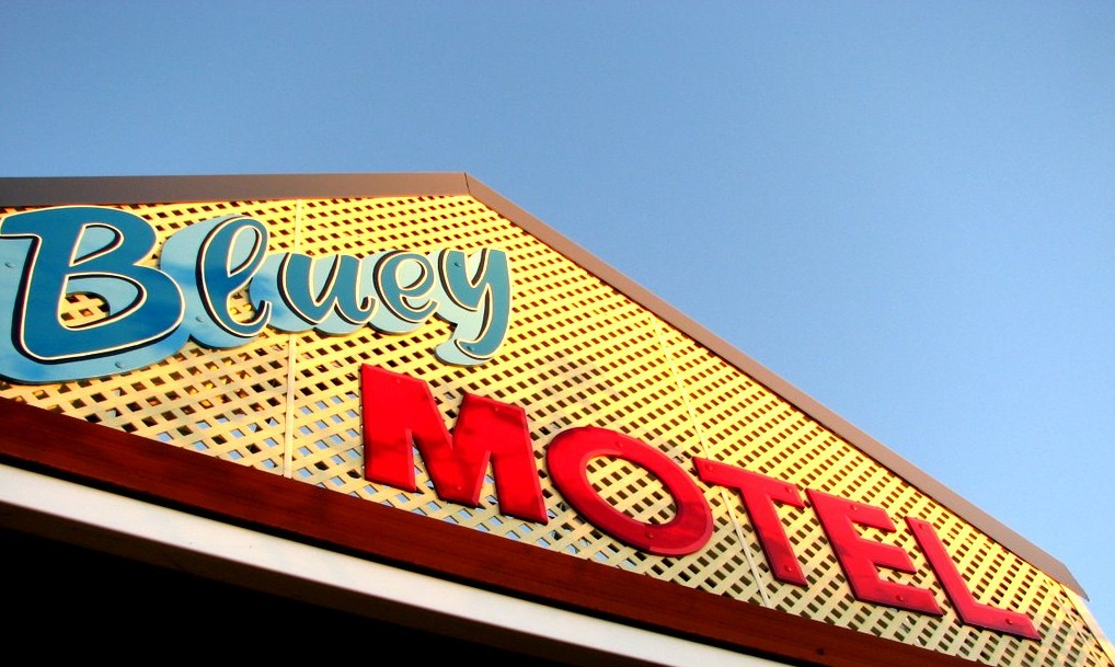 Bluey Motel - Accommodation NT
