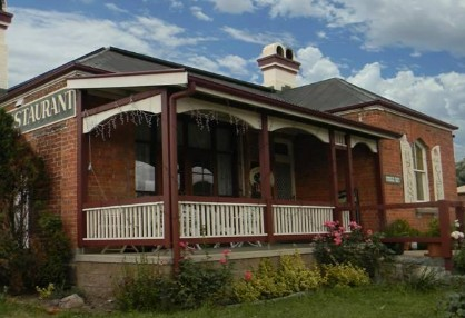Mail Coach Guest House and Restaurant - Accommodation NT