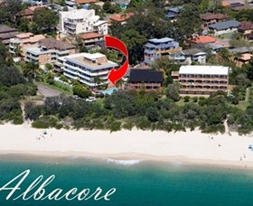 Albacore 4 - Accommodation NT