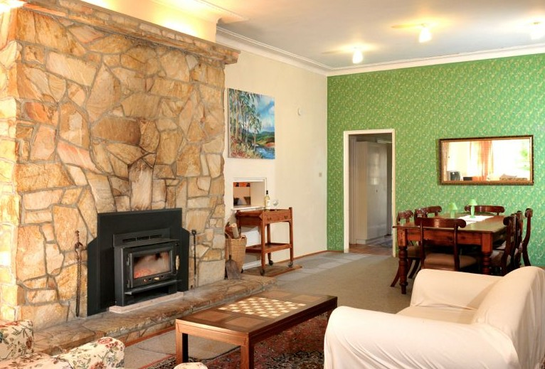 Oakleigh Rural Retreat - Accommodation NT