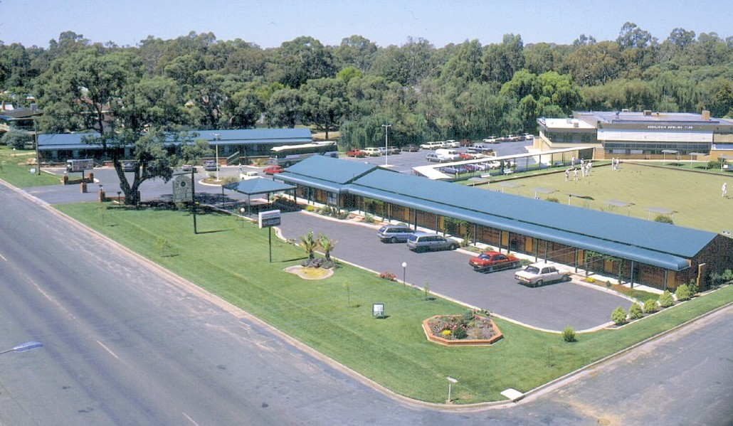 Deniliquin Country Club Motor Inn - Accommodation NT