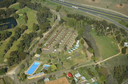 Gundagai Tourist Park - Accommodation NT