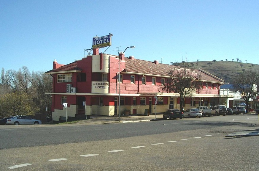 Criterion Hotel Gundagai - Accommodation NT