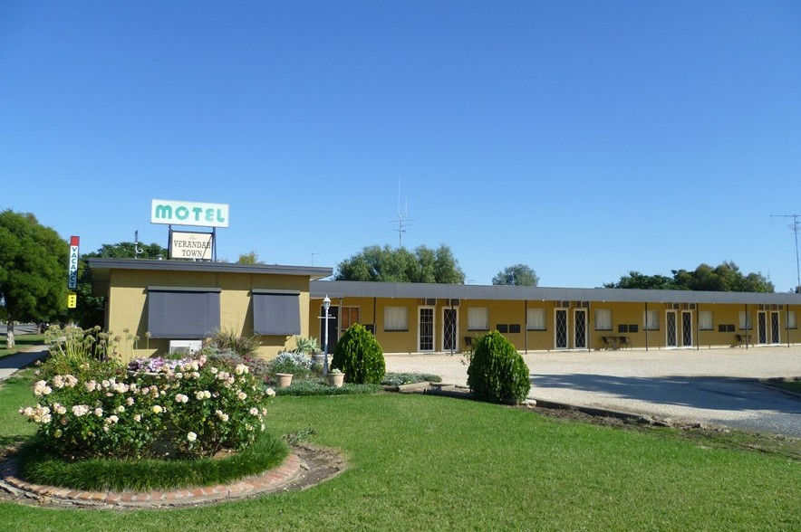 Lockhart Motel - Accommodation NT