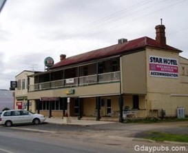 The Star Hotel - Accommodation NT