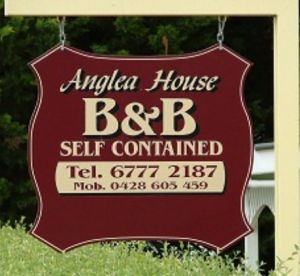 Anglea House Bed and Breakfast - Accommodation NT