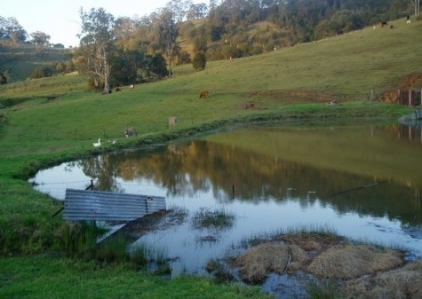 Barkeldine Farm Country Retreat - Accommodation NT