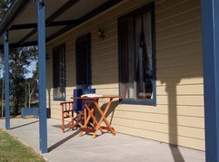 Belmadar Rose Cottage - Accommodation NT