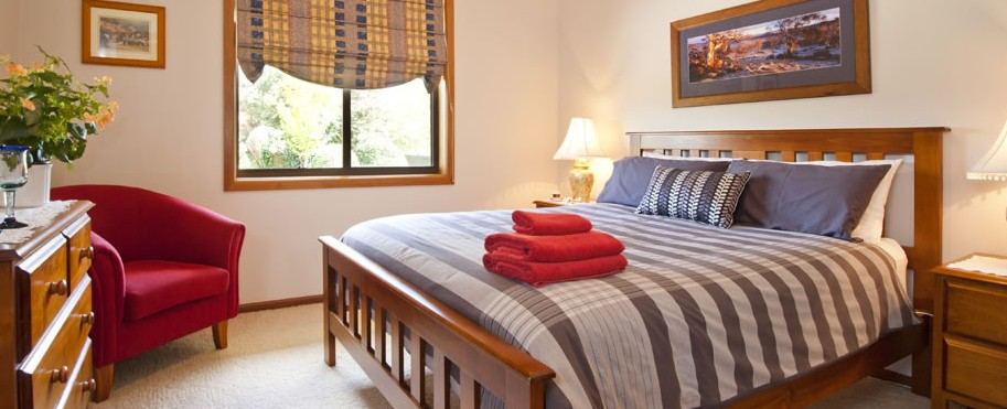 Clifton Gardens Bed and Breakfast - Orange NSW - Accommodation NT