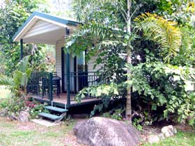 Finch Hatton Gorge Cabins - Accommodation NT
