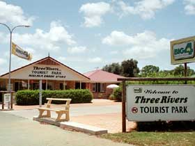 Mundubbera Three Rivers Tourist Park - Accommodation NT
