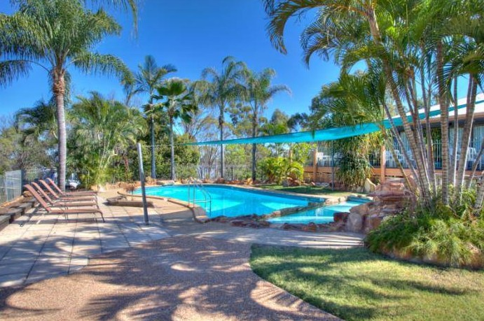 Lake Maraboon Holiday Village - Accommodation NT