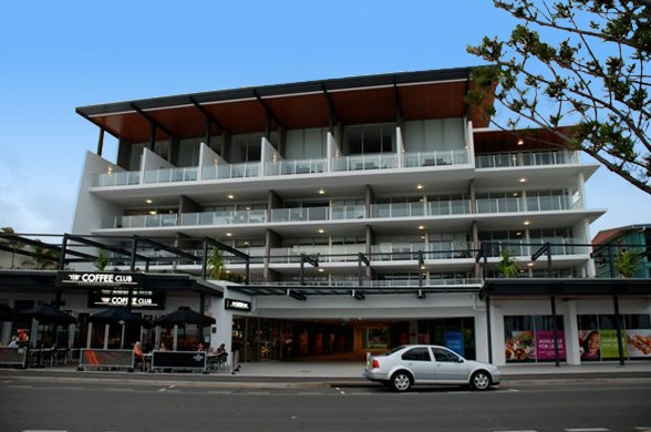 Echelon Apartments Yeppoon - Accommodation NT