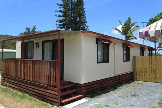BIG4 Capricorn Palms Holiday Village - Accommodation NT