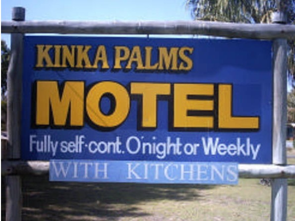Kinka Palms Beachfront Apartments / Motel - Accommodation NT