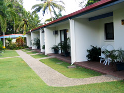 Sunlover Lodge Holiday Units and Cabins - Accommodation NT