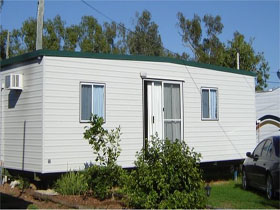 Blue Gem Caravan Park - Accommodation NT