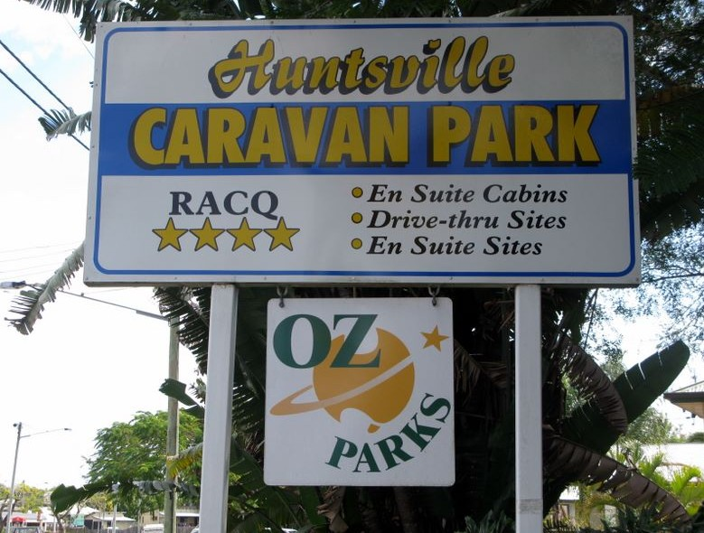 Huntsville Caravan Park - Accommodation NT