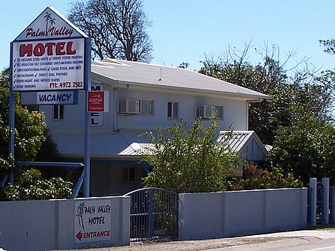 Palm Valley Motel and Self Contained Holiday Units